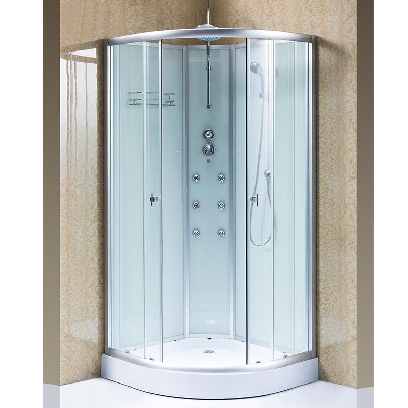 Treg K17 Kabina prysznicowa z hydromasażem 90cm x 90cm