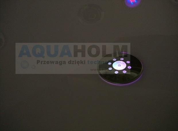 Aquaholm LS-5730+P 185cm x 120cm x 58cm 4-OSOBOWA PODGRZEWACZ WODY, BLUETOOTH WERSJA PRAWA
