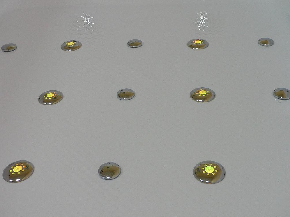 Treg W59 Wanna prostokątna z hydromasażem 170x120