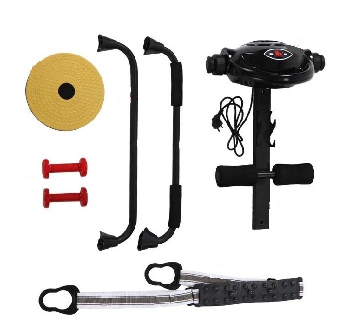 APVsport Bieżnia elektryczna do biegania i chodzenia APV5500 S, ekran TFT ANDROID 10.1 cala, pas biegowy 135x48cm