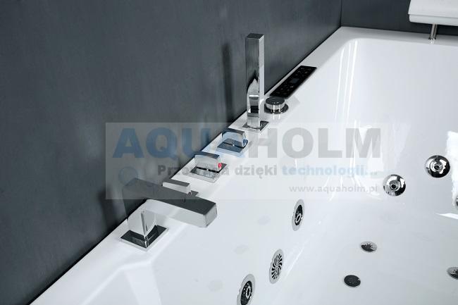 Aquaholm CLF-3133 170cm x 80cm x 59cm wersja PRAWA + RAMA NA SZYBIE