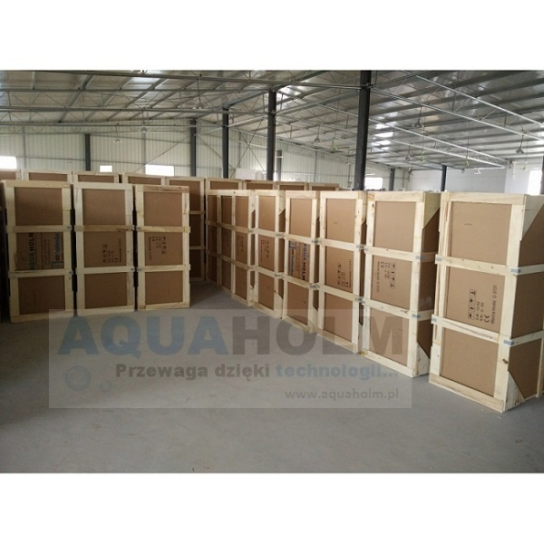 Aquaholm C-3251 170cm x 80cm x 58cm PODGRZEWACZ WODY