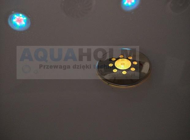 Aquaholm C-3092 180cm x 80cm x 59cm PODGRZEWACZ WODY, BLUETOOTH NOWOŚĆ!