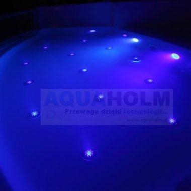 Aquaholm CF-3131 150cm x 150cm x 59cm PODGRZEWACZ WODY, PREMIUM LIMITED, BLUETOOTH NOWOŚĆ!