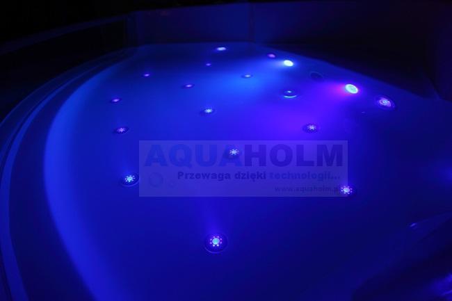 Aquaholm CF-3131 150cm x 150cm x 59cm PREMIUM LIMITED, BLUETOOTH NOWOŚĆ!