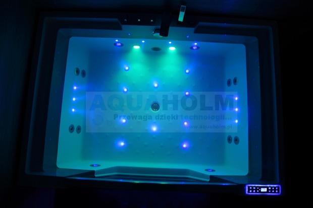 Aquaholm C-3099 170cm x 120cm x 59cm PODGRZEWACZ WODY