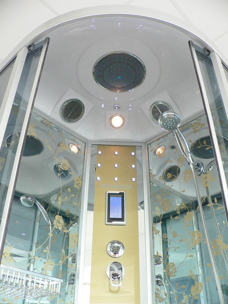 Treg K12 Kabina prysznicowa z hydromasażem 90cm x 90cm Z SAUNĄ NOWOŚĆ!