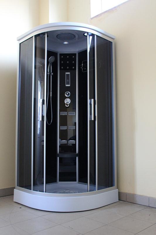 Treg K01 Kabina prysznicowa z hydromasażem 90cm x 90cm x 215cm