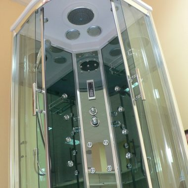 Treg K08 Kabina prysznicowa z hydromasażem 90cm x 90cmNOWOŚĆ!