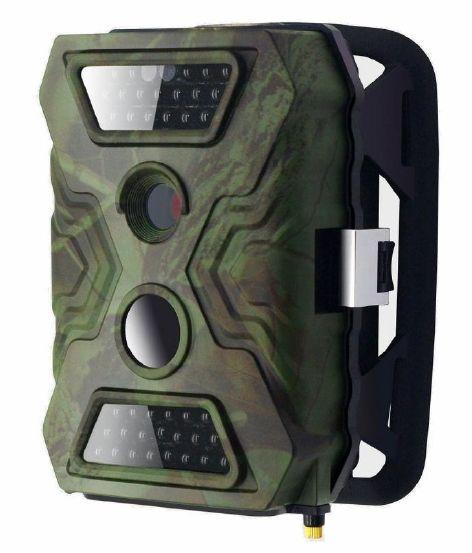 XR4 Kamera myśliwska FOTOPUŁAPKA HD IR LED + DODATKI