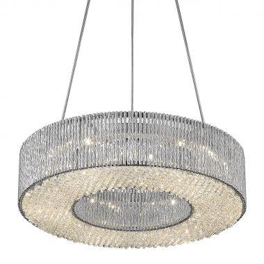 Żyrandol kryształowy 50cm B007